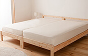 檜すのこベッド